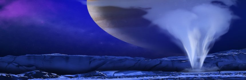 Jupiter's Moon Europa May Have Water Geysers Taller Than Everest