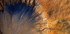 MARS – UNDERGROUND LAKE