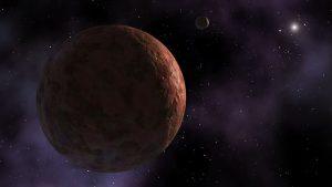 New Planet Lurking Beyond Pluto