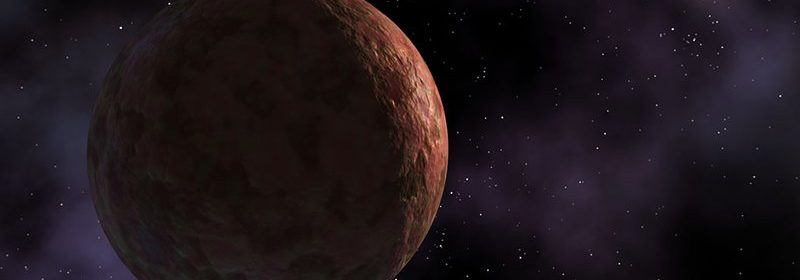 New Planet Lurking Beyond Pluto