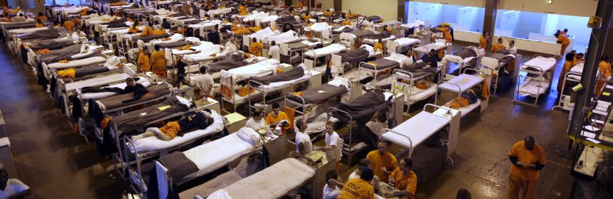 OVERCROWDED PSYCHIATRIC HOSPITALS FOR PRISONERS