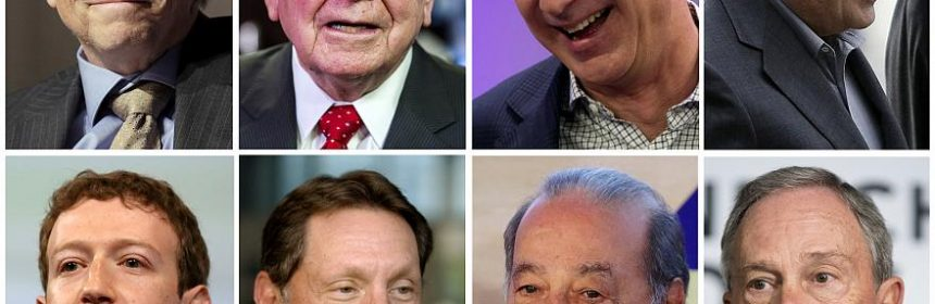 The World's Richest Individuals
