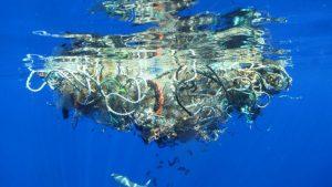 The World's Oceans are full of Plastic Trash