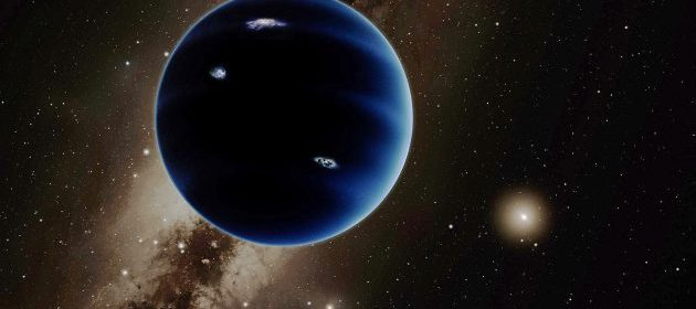 Does Planet Nine Exist