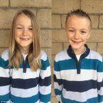 Fifth Grader Grew His Hair to Donate it to Cancer Patients