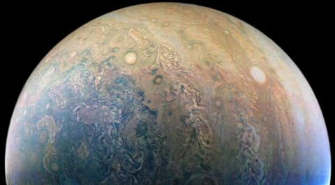 JUNO Spacecraft Reveals Mysteries of Jupiter