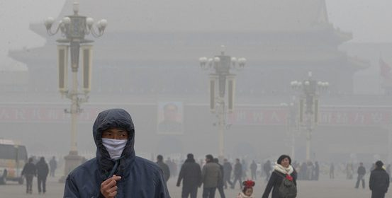 Millions Dying from Air Pollution
