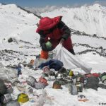 Trash on Mount Everest – Environmental Nightmare