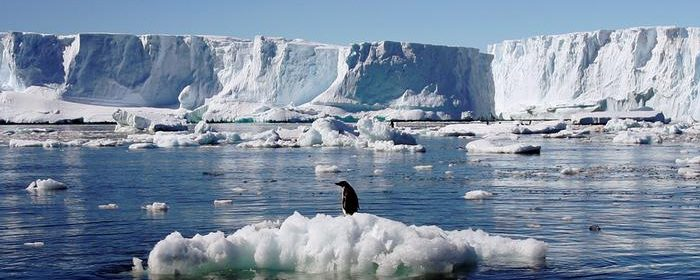 Sea-level Rise From Antarctica Ice Sheet Melts