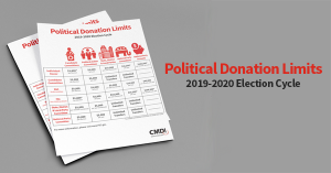 Contribution limits for 2019-2020 federal elections
