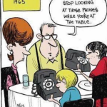 Cartoon – Table Manners