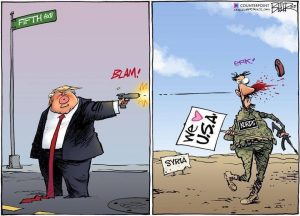 Trump USA Kurds Traitor Impeachment