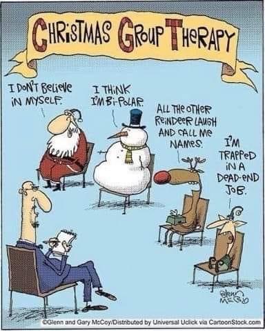 Cartoon - Christmas Gift Theory