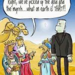 Cartoon – The 3rd Not So Wise Man