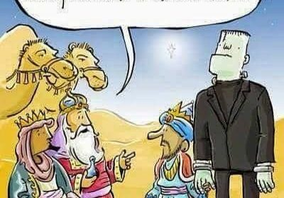 Cartoon - The 3rd Not So Wise Man
