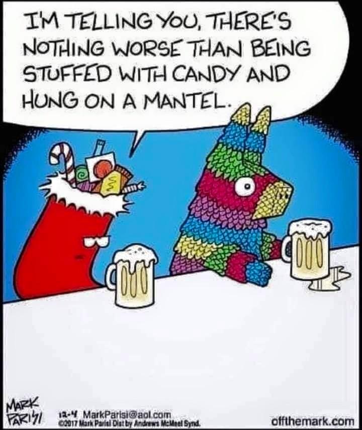 Cartoon - You Think you've Got Problems
