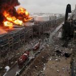 China Chemical Plant Explosion