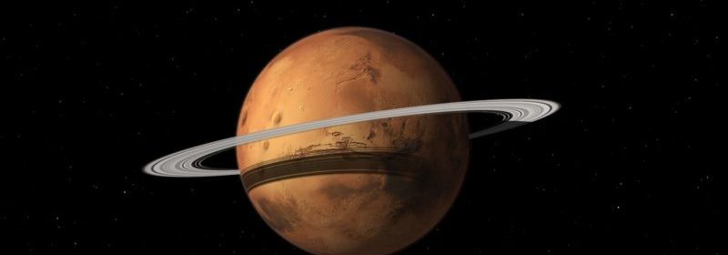 Possible Mars Ring