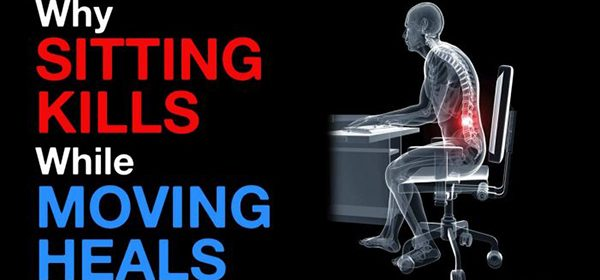 Move More, Sit Less, Likely to Live Longer