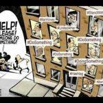Cartoon – Social Action